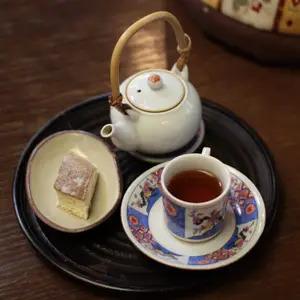 岩茶(お菓子付き)