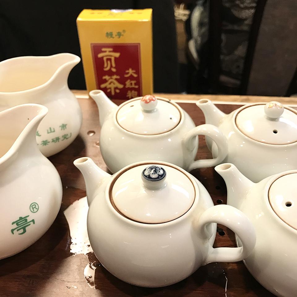 茶葉・茶器の販売